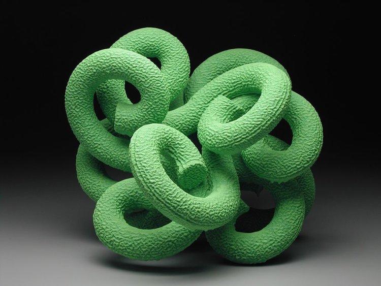 Tyler Lotz Green Curly sculpture.jpg