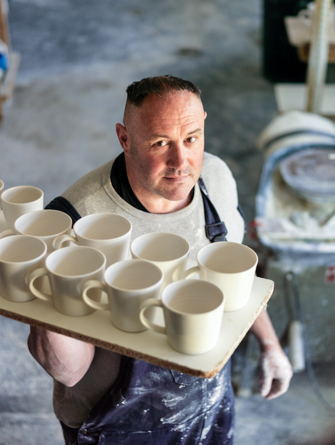 230: Australia Week: Keith Brymer Jones on upscaling production and the Great Pottery Throw Down