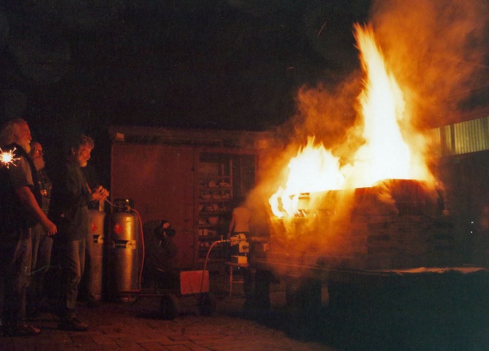 Phone Book Kiln Mid firing.jpg