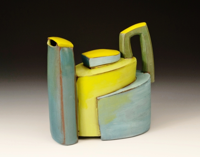 246: Marty Fielding on the influence of Frank Gehry and postmodern architecture on his ceramic vessels