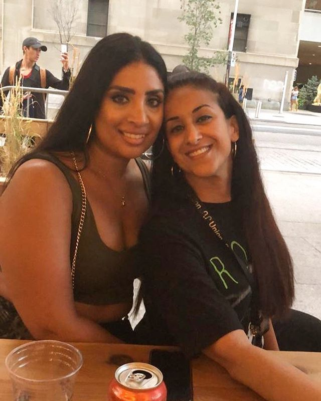 The most unconditional sister love!!! So grateful for you🙏🏼 @shahsyma