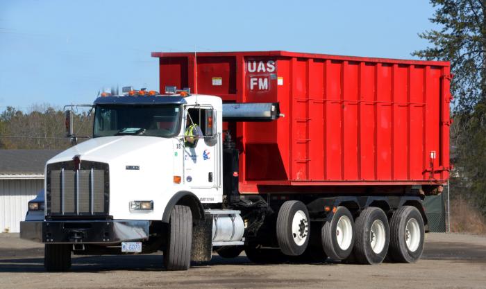 Roll-Off Trucks -