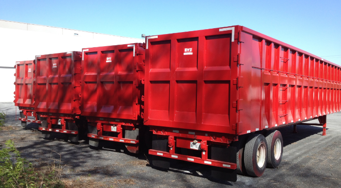 Roll-Off Trailers -