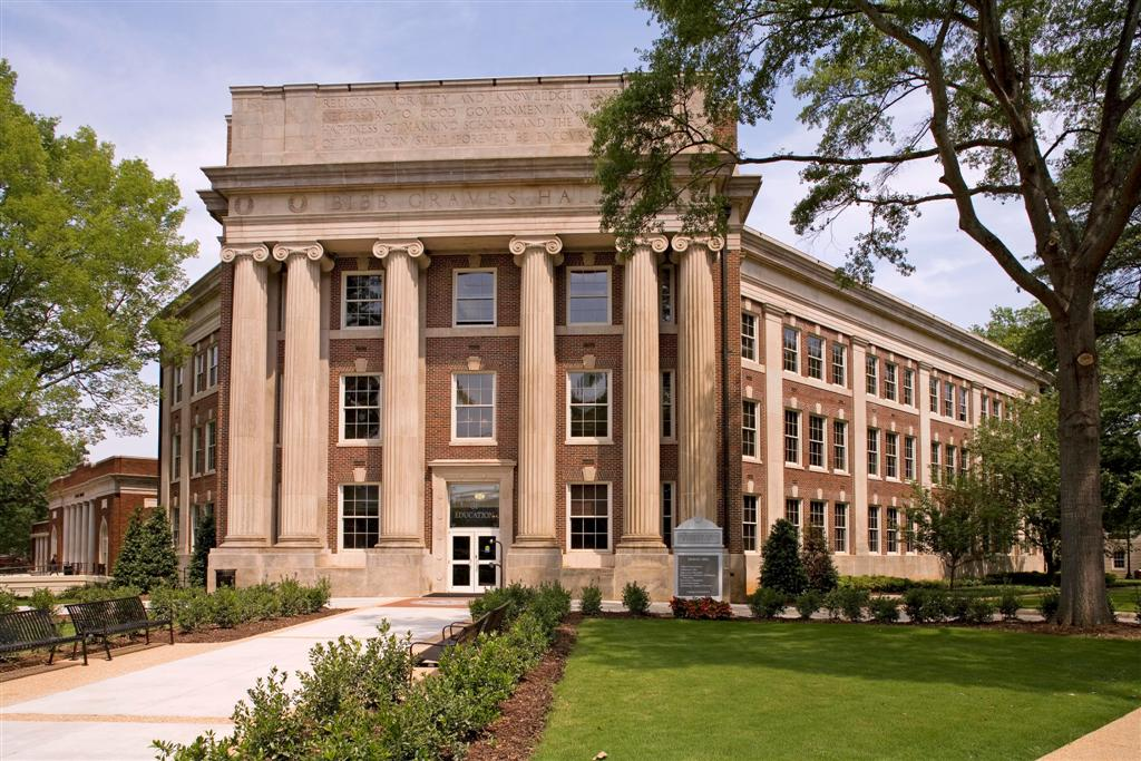 University of Alabama: Bibb Graves
