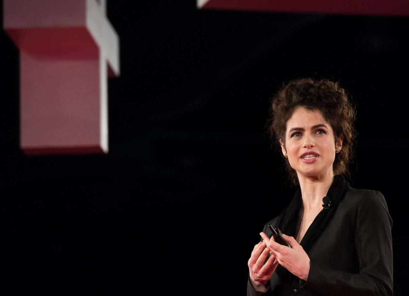 Neri Oxman, Keynote Speaker,photo credits: AIA