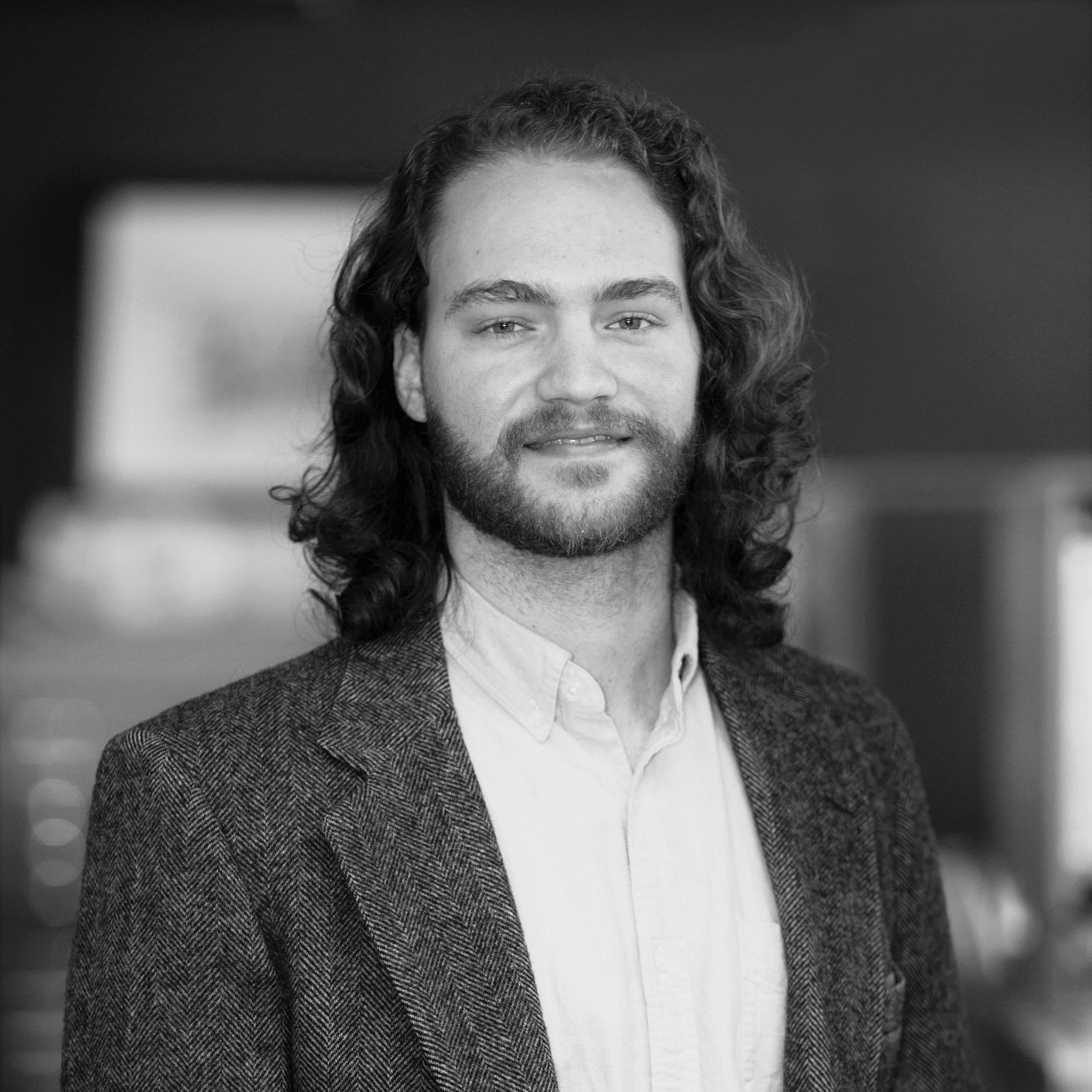Micah Martin, Assoc. AIA    Graduate Architect