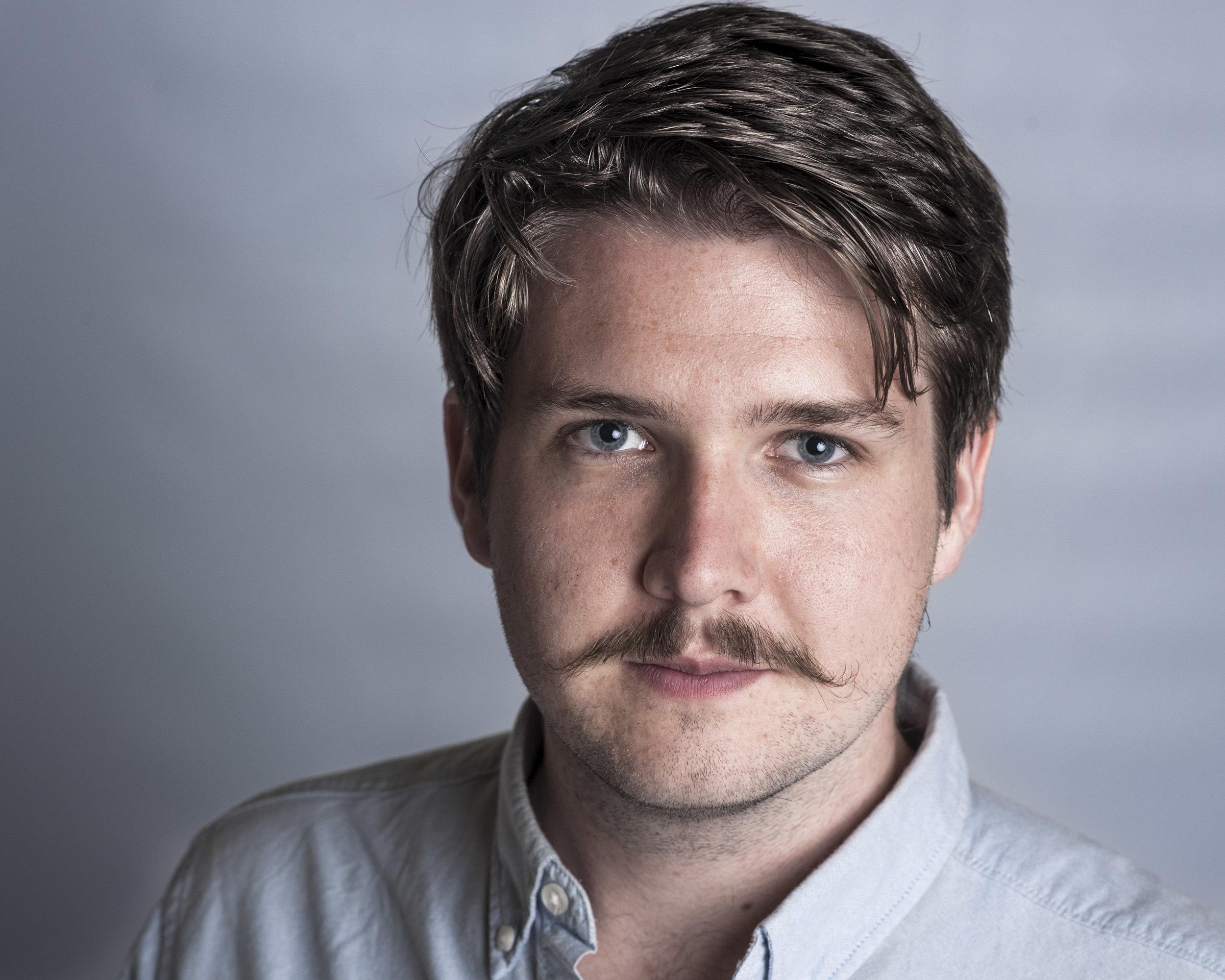 Guy Actor Headshot Cornwall