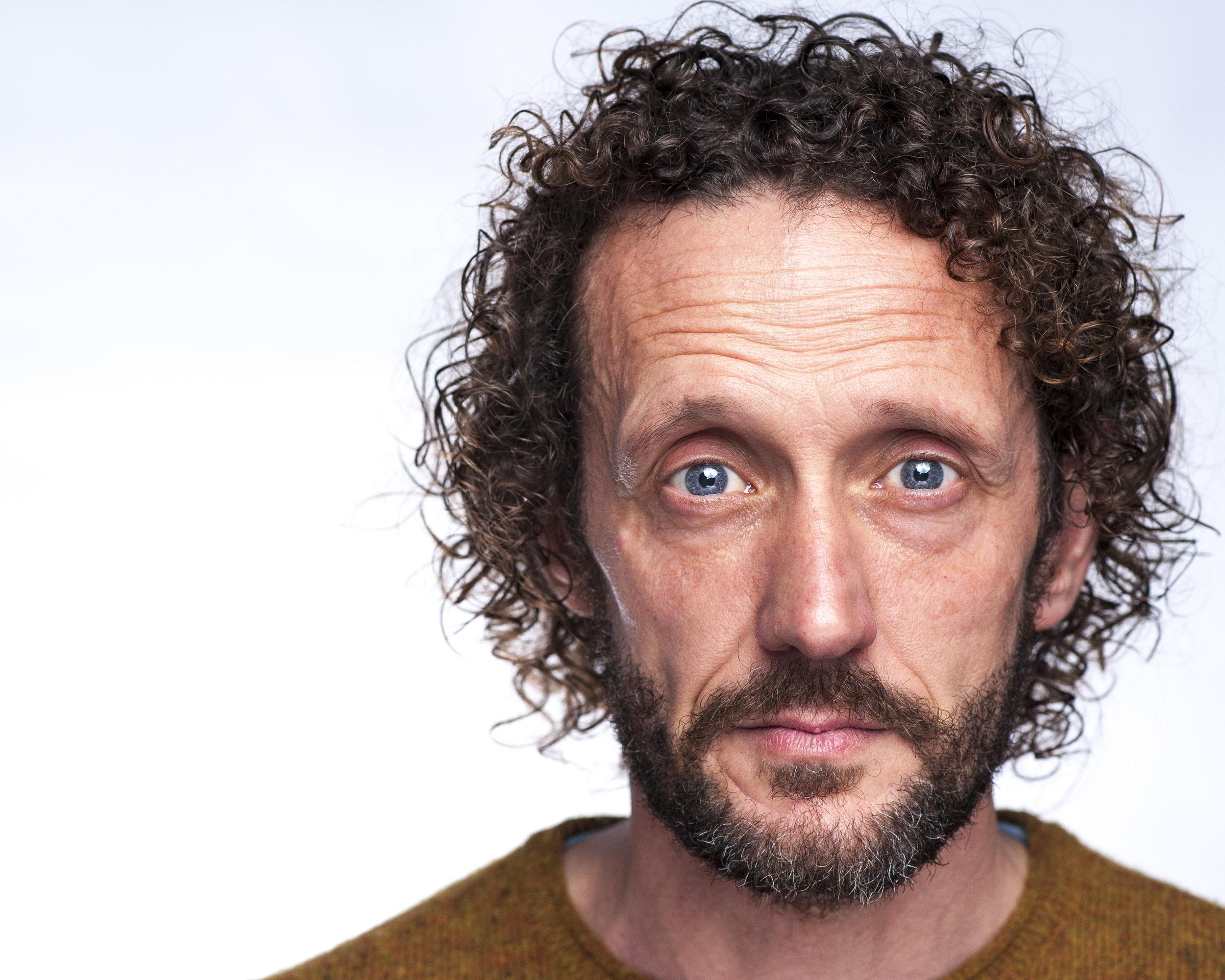Jason Actor Headshot Cornwall