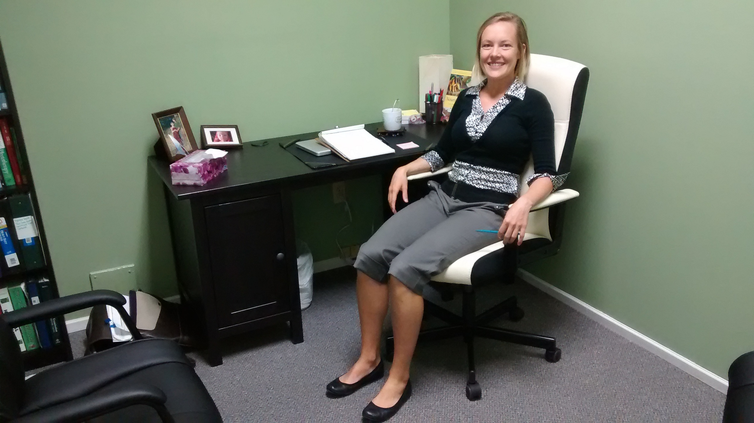 Dr. Luterbach uses SLIT therapy for relief from airborne spring allergies