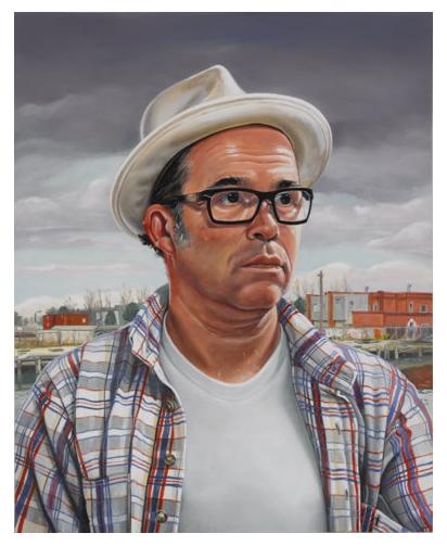 Portrait by Kevin Cyr