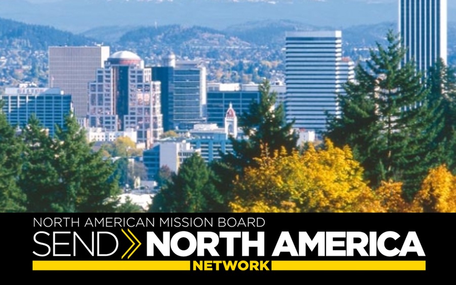 PARTNERS WITH NAMB  See what the North American Mission Board has to say about the need for Christ in Portland.