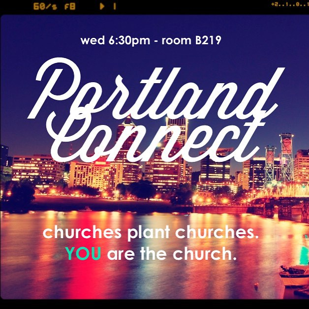 STARTING TONIGHT!! We are so excited to invite BPBC attenders to be a fundamental part of our Portland Church Planting Launch Team. This group will meet every Wednesday Night at 6:30PM in B219.  We have 3 Goals with this Life Group:  (1) Build community around people who want to be a part of something amazing for Jesus,  (2) Build a Georgia-based team that will actually plan and execute the LAUNCH strategy, (3) Spark new passion for reaching people for Christ in Northeast Georgia.  Message me for questions.  Hope we see you there!
