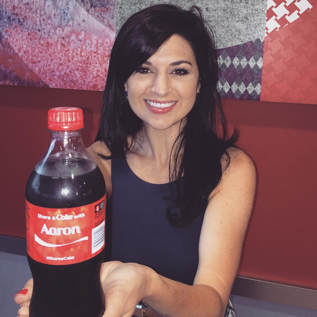 Birthday Miracle!! Twice in one week! (never found ONE before)  #shareacoke #july17
