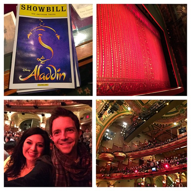 Such an amazing show.  More magical than I thought!