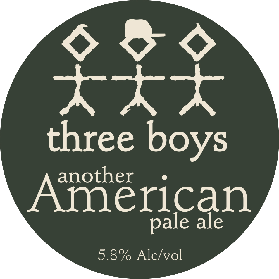 Another American Pale Ale - 5.8% ABV