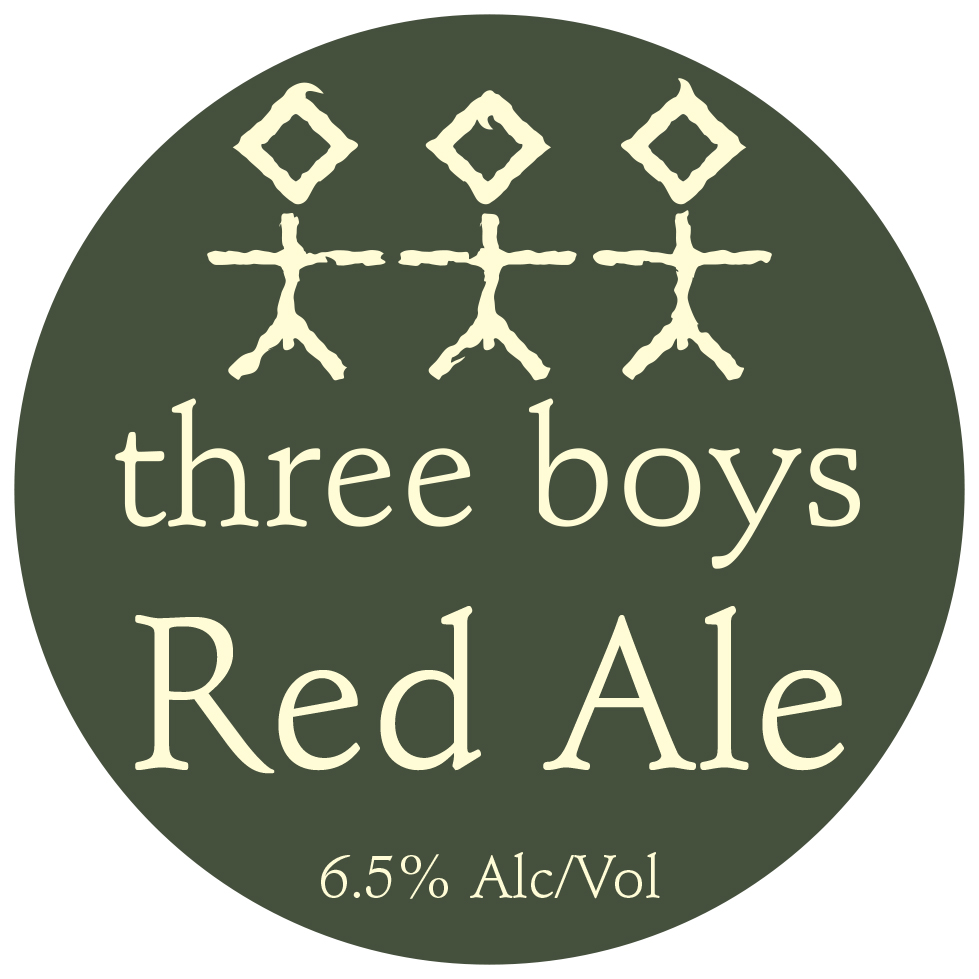 Red Ale - 6.5% ABV