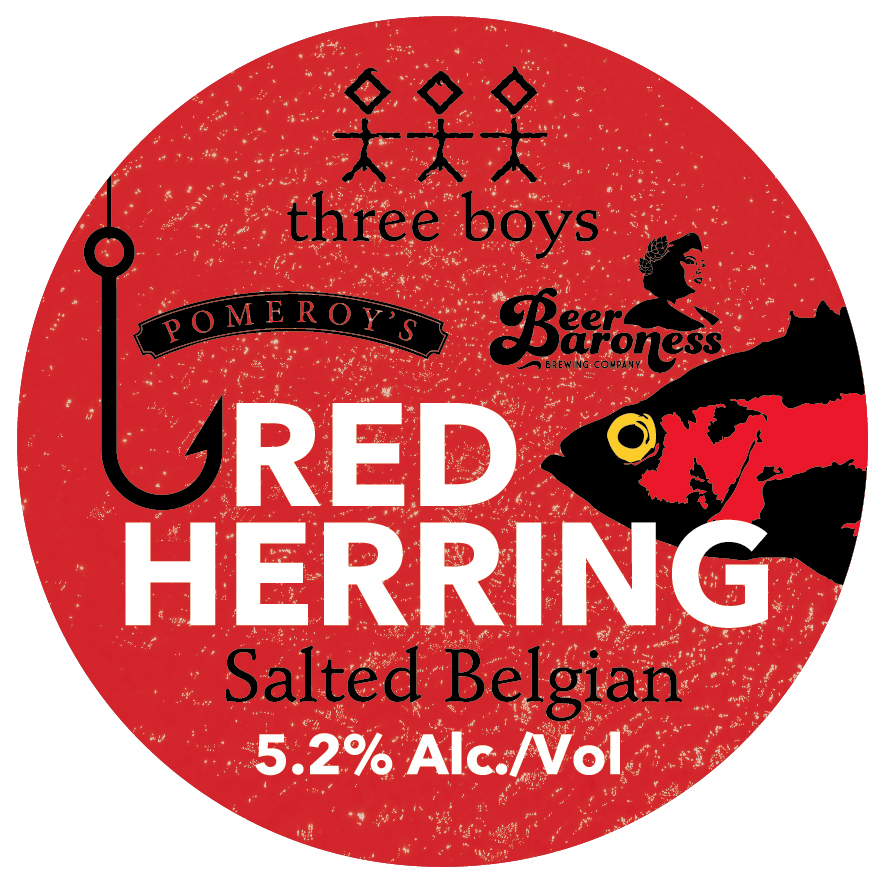 Red Herring - 5.2% ABV