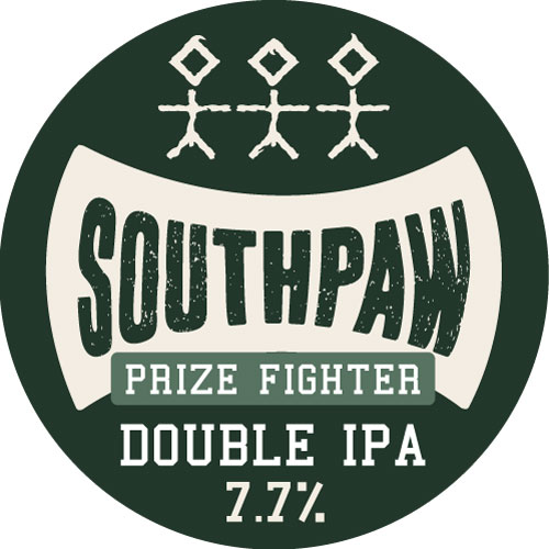 Prize Fighter Double IPA - 7.7% ABV