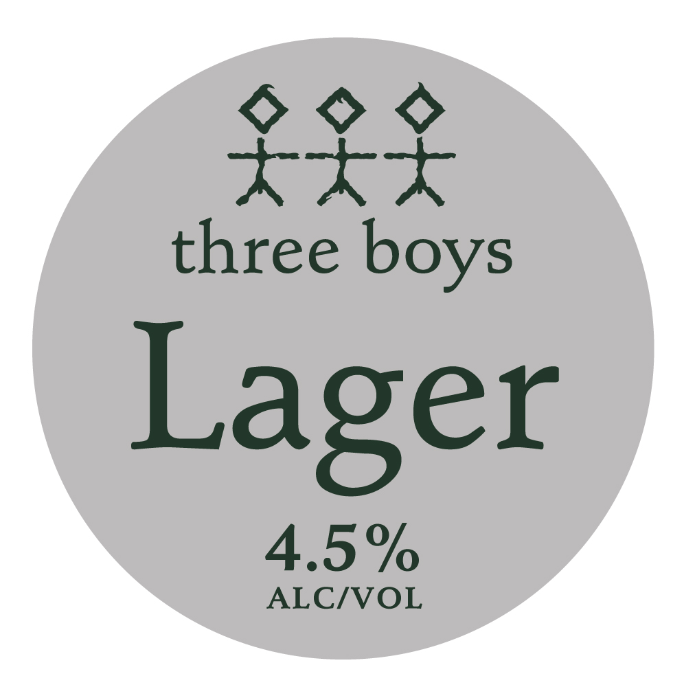Lager - 5% ABV