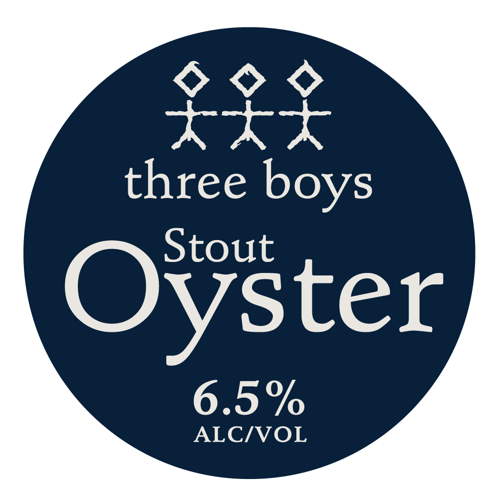 Oyster Stout - 6.5% ABV