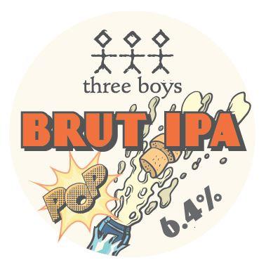 Brut IPA - 6.4% ABV