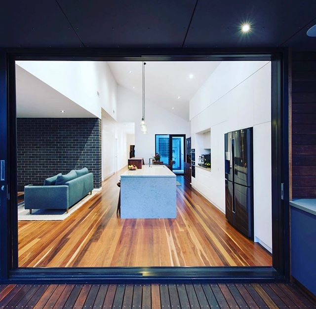 @builtbyeli 's attention to detail on this architectural home (@spacedesignarchitecture) was impeccable. Grey iron bark finished with @loba_australasia 2k duo 🔥 👌🏻 . . . . . . . . #timber #timberfloor #hardwood #reno #renovation #bespoke #customfloor #stain #whitewash #floorfinishing #floorsanding #floorpolishing #polishedtimber #newcastle