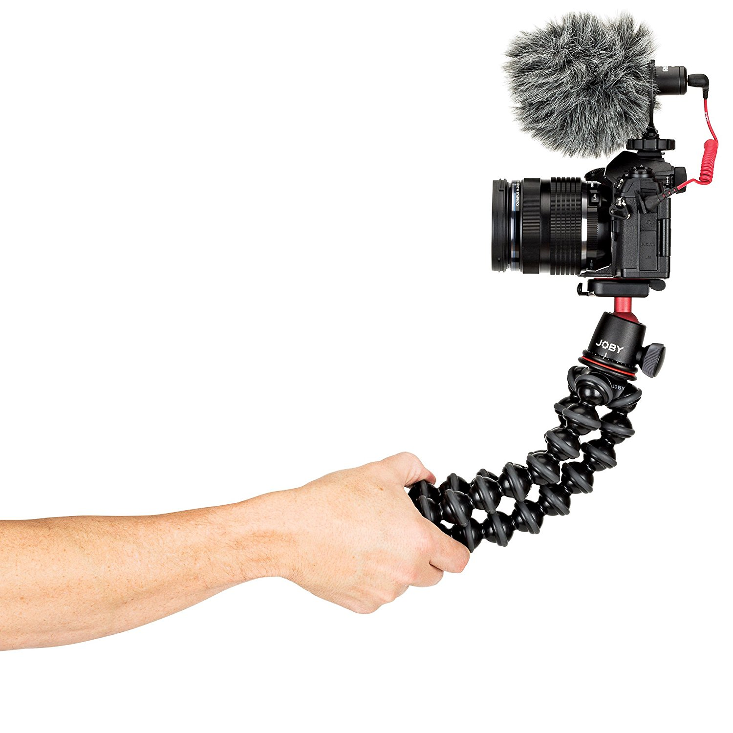 Gorillapod 3K - If a tripod could be famous, this is it.