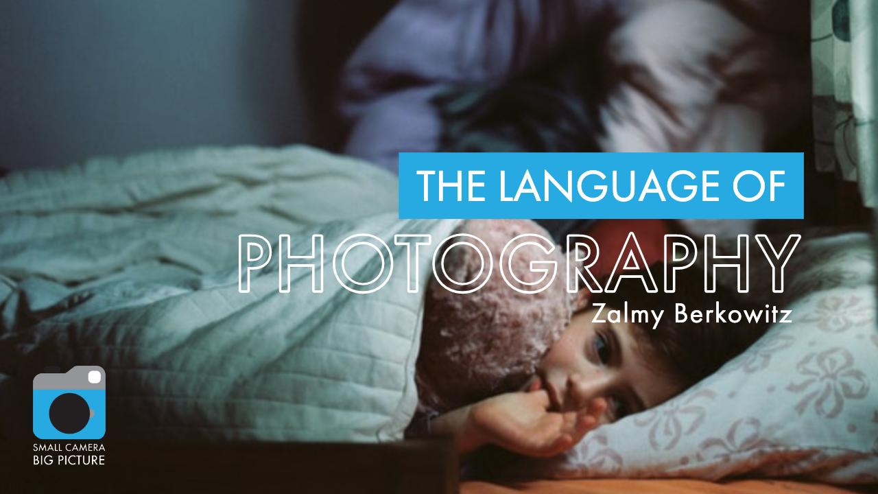 The Language of Photography - Zalmy Berkowitz Poster.jpg