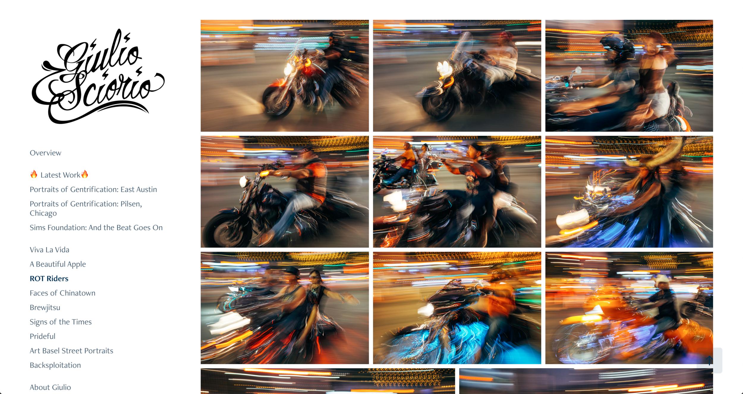 👉🏻  ROT Riders  ©Giulio Sciorio