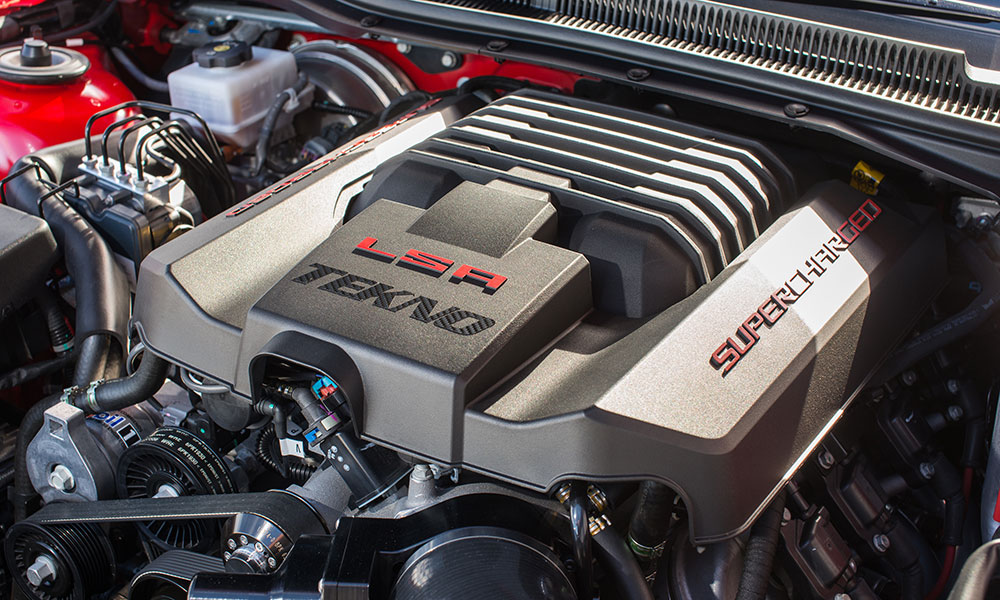 TEKNO Performance Supercharged LSA