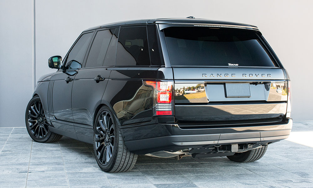 TEKNO Performance Luxe - Range Rover Vogue Suspension