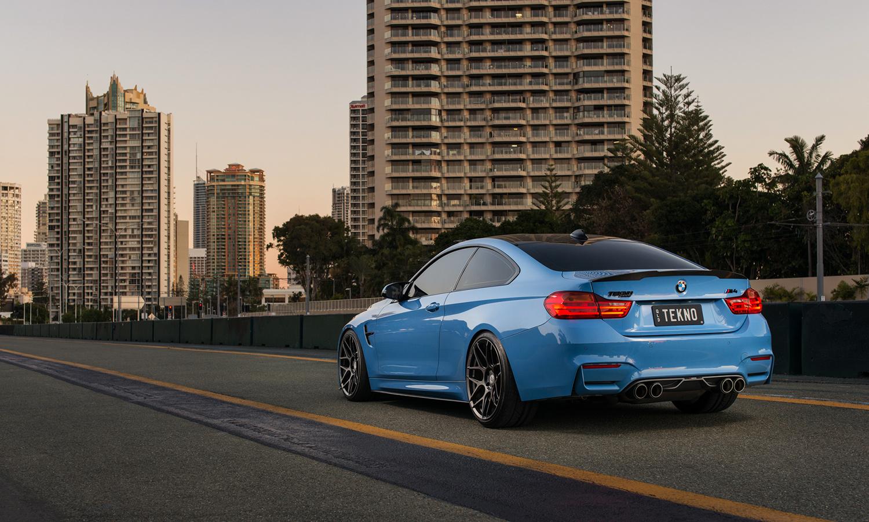TEKNO X BMW M4