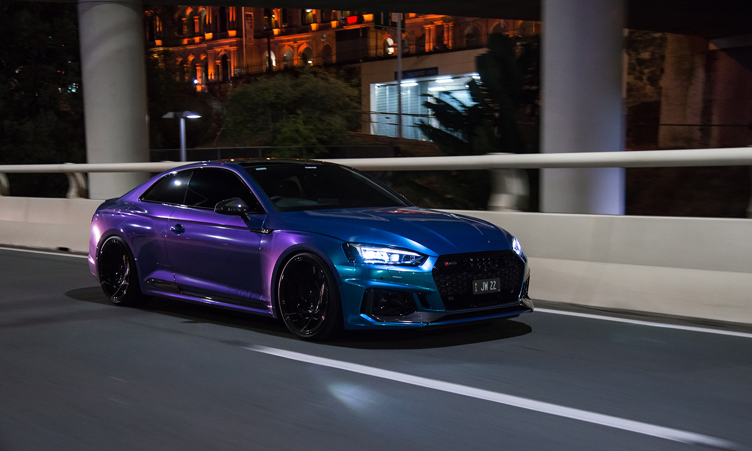 TEKNO X Audi RS5 Coupe