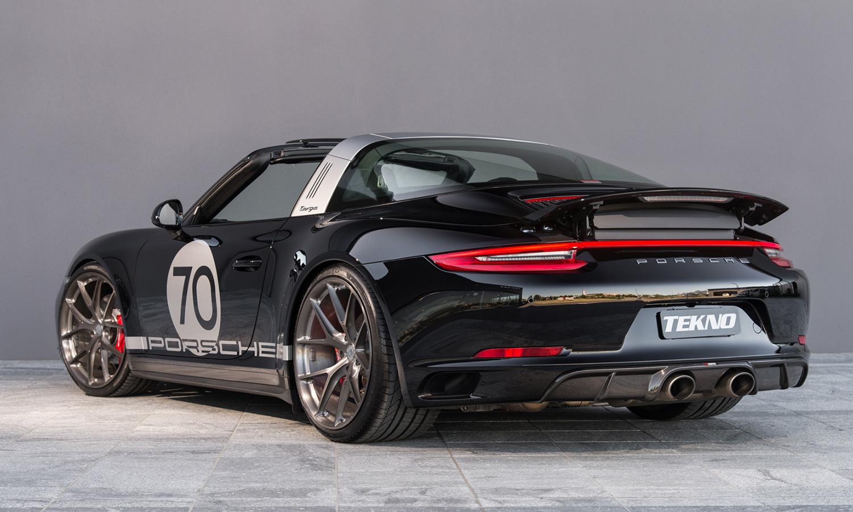 TEKNO X Porsche 911 Targa