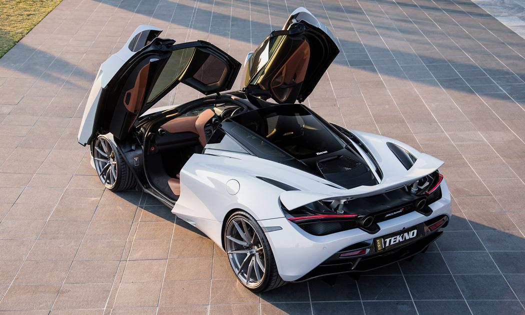 TEKNO X McLaren 720s