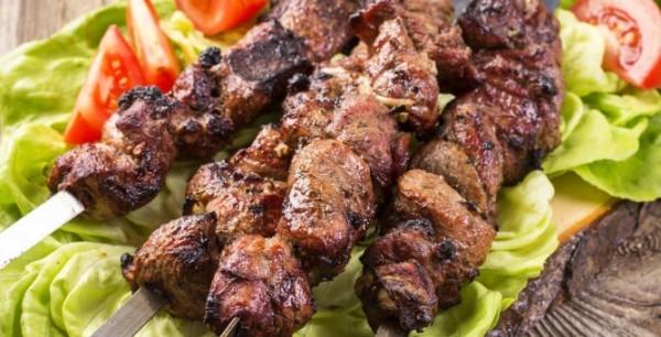 Lamb Kabob