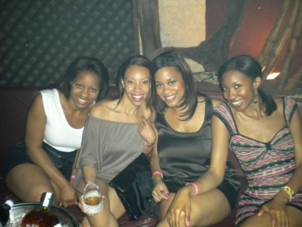 My friends and me in Punta Cana, Dominican Republic circa 2009