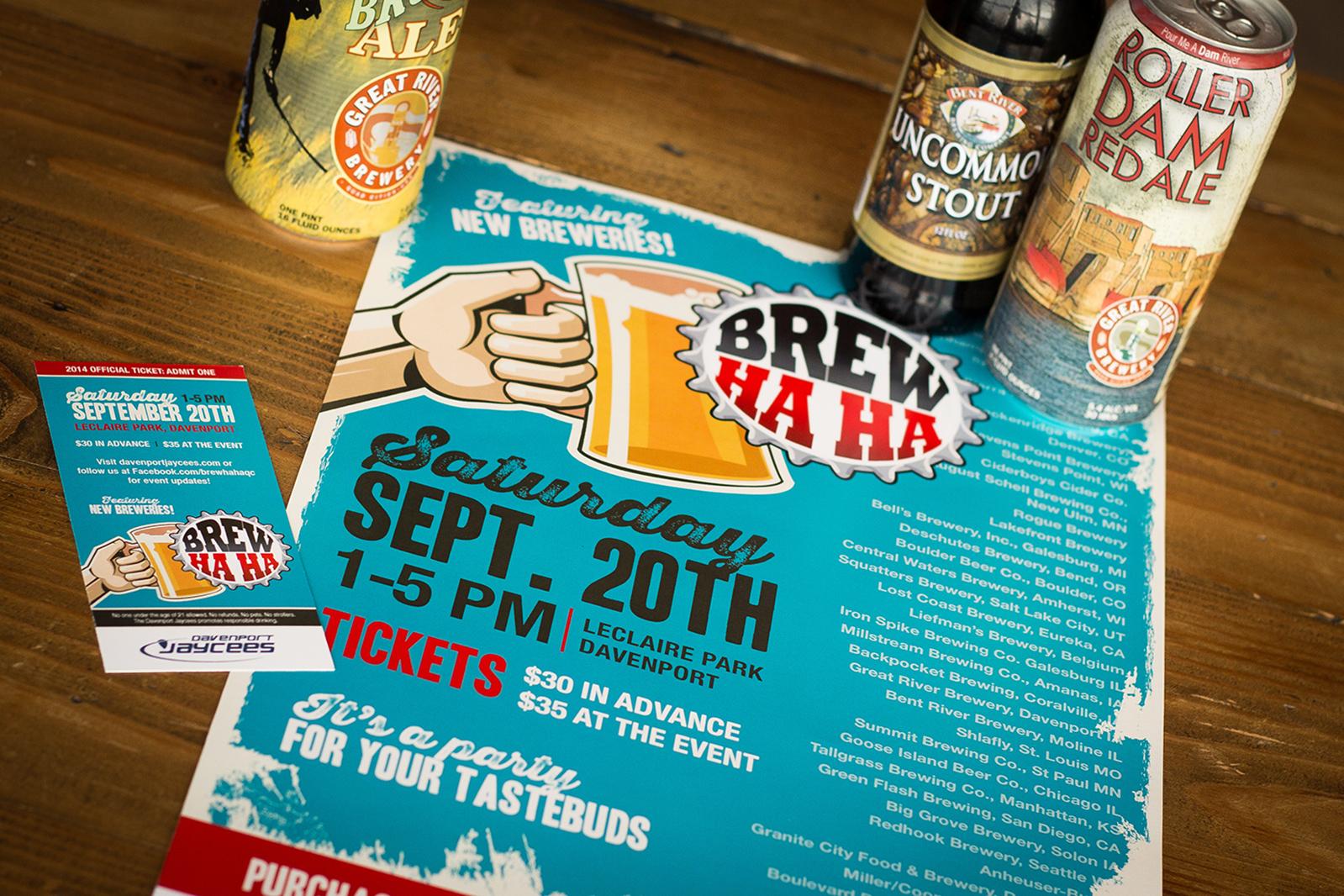 Brew Ha Ha Poster