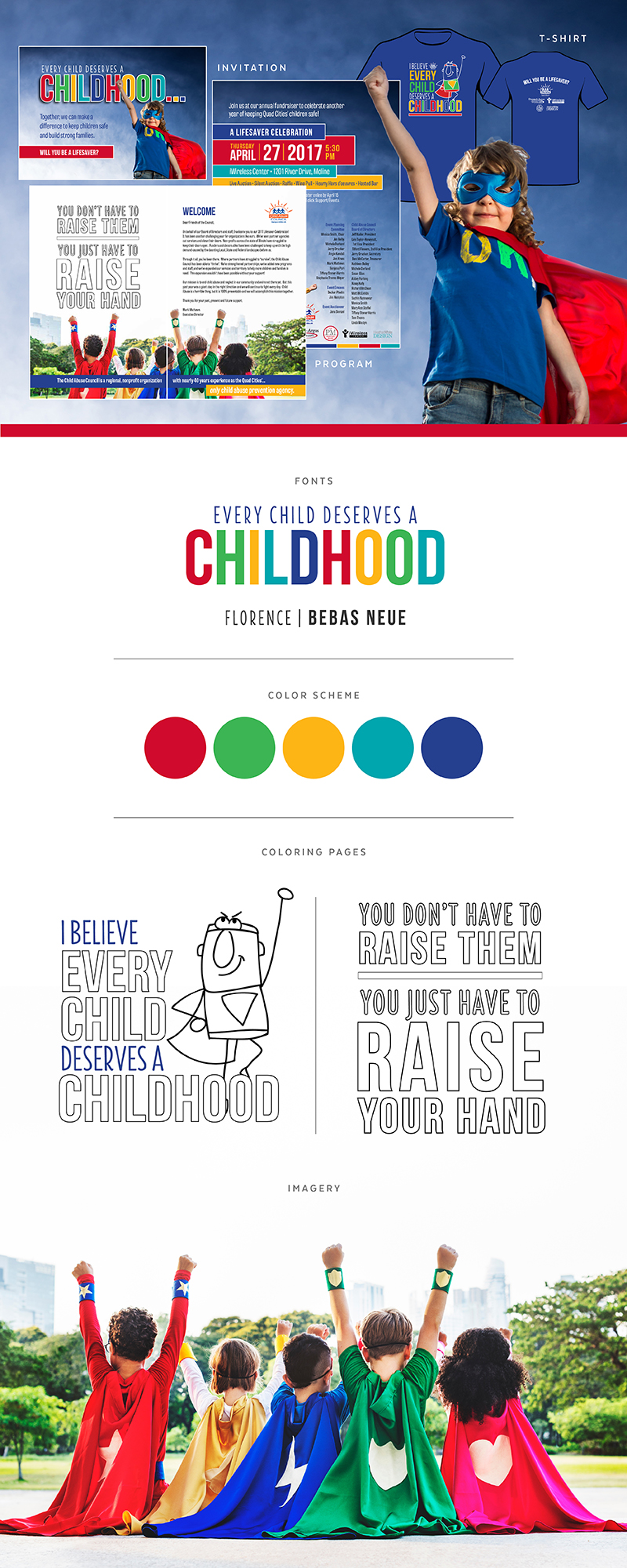 Child Abuse Council 2017 Lifesaver Celebration