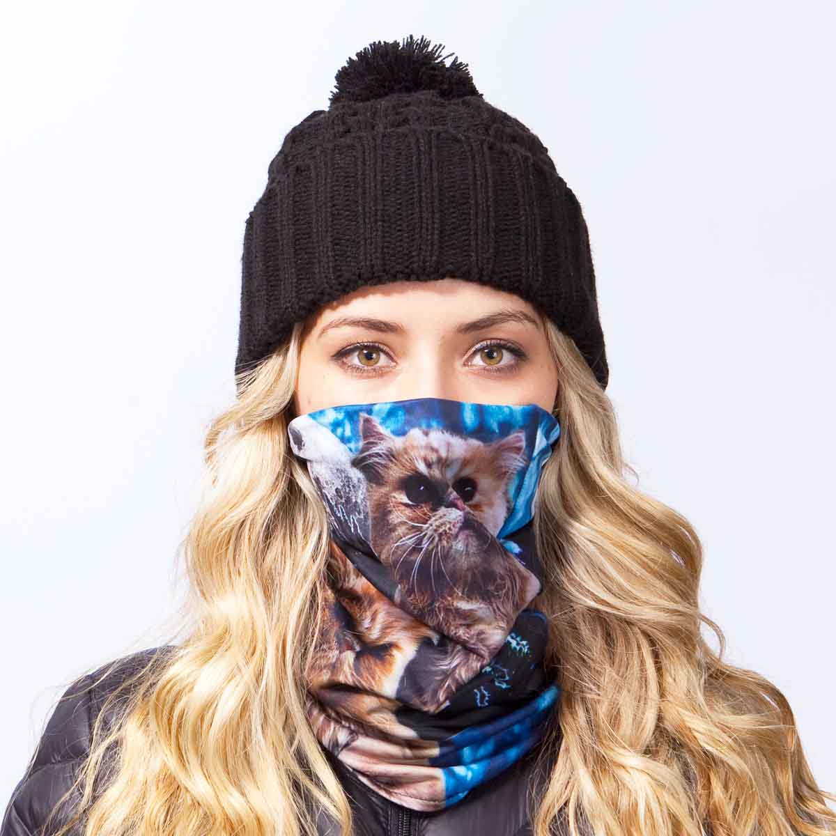 Floyd the Lion X Celtek Eden Neck Gaiter $17.99