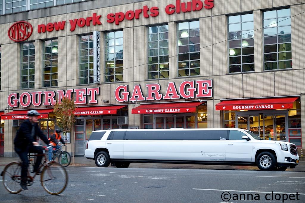 #Newyork#westvillage#limousine