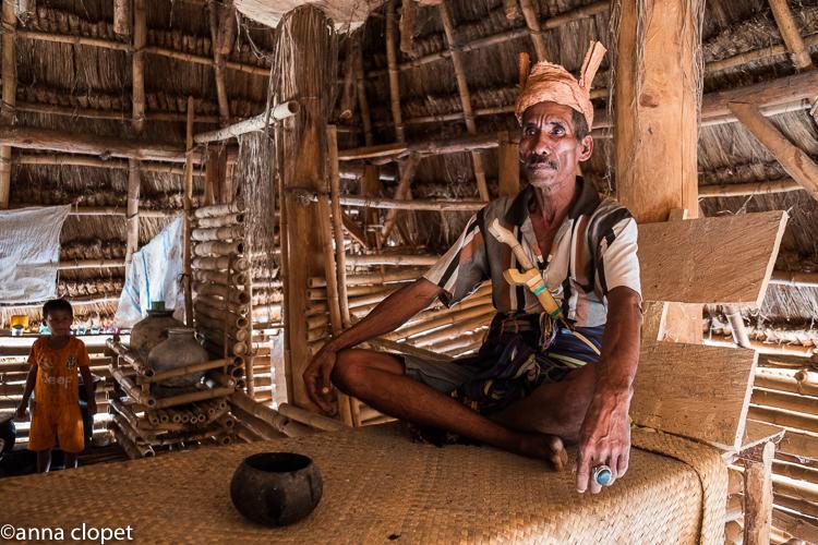 Sumba#Village chief#house#chief