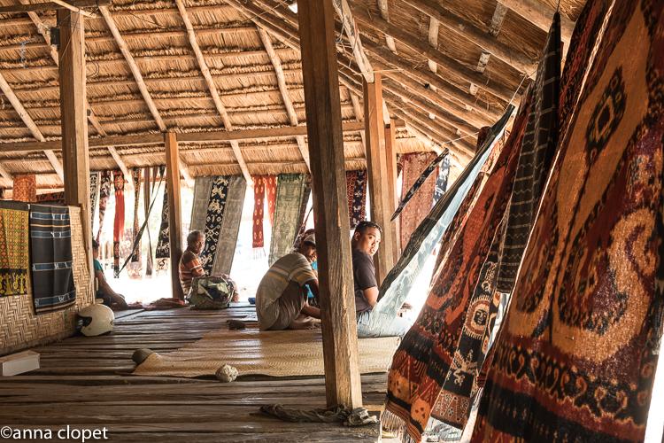 Sumba#ikats#house#village