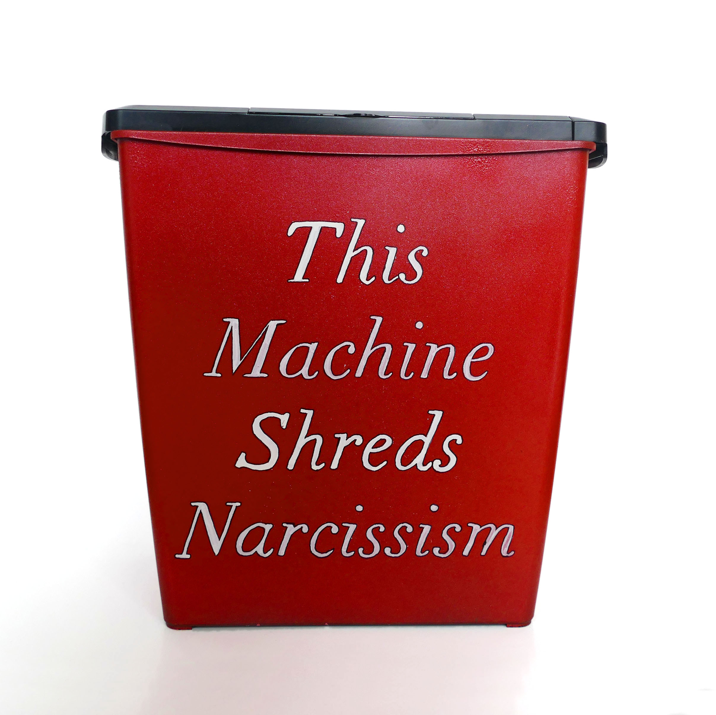 Michelle Hartney_This Machine Shreds Narcissim.jpg