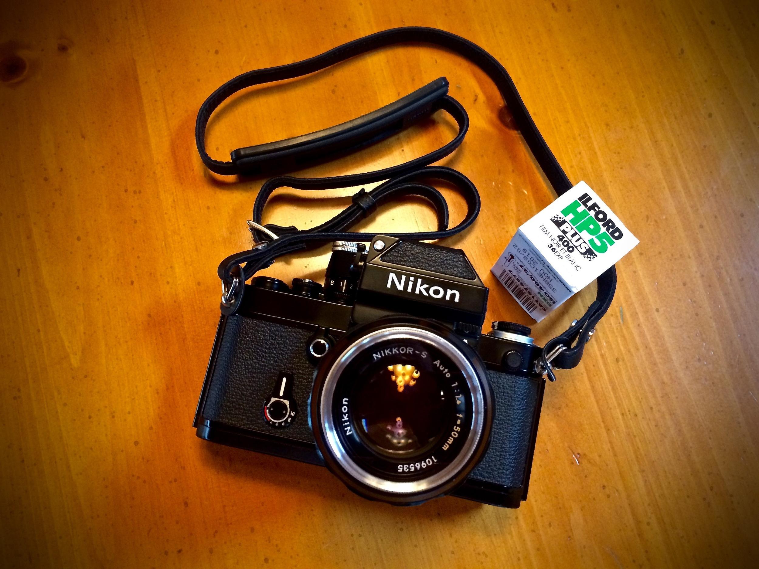 Nikon F2A