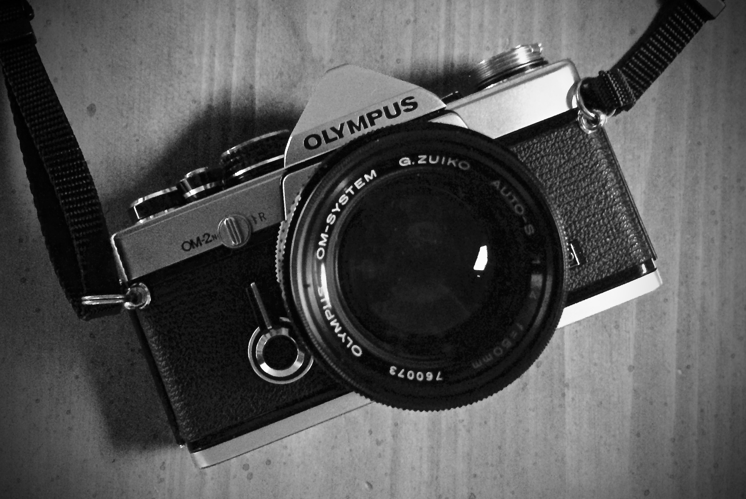 Classic 1970s SLR makes a great daily shooter in 2016