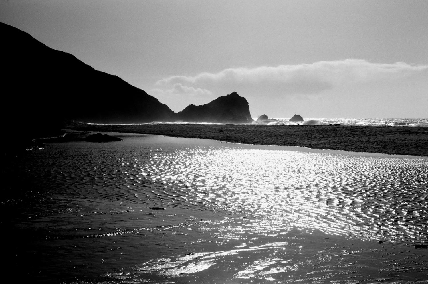 McClure's Beach at Pierce Point Ranch, Pt. Reyes National Seashore