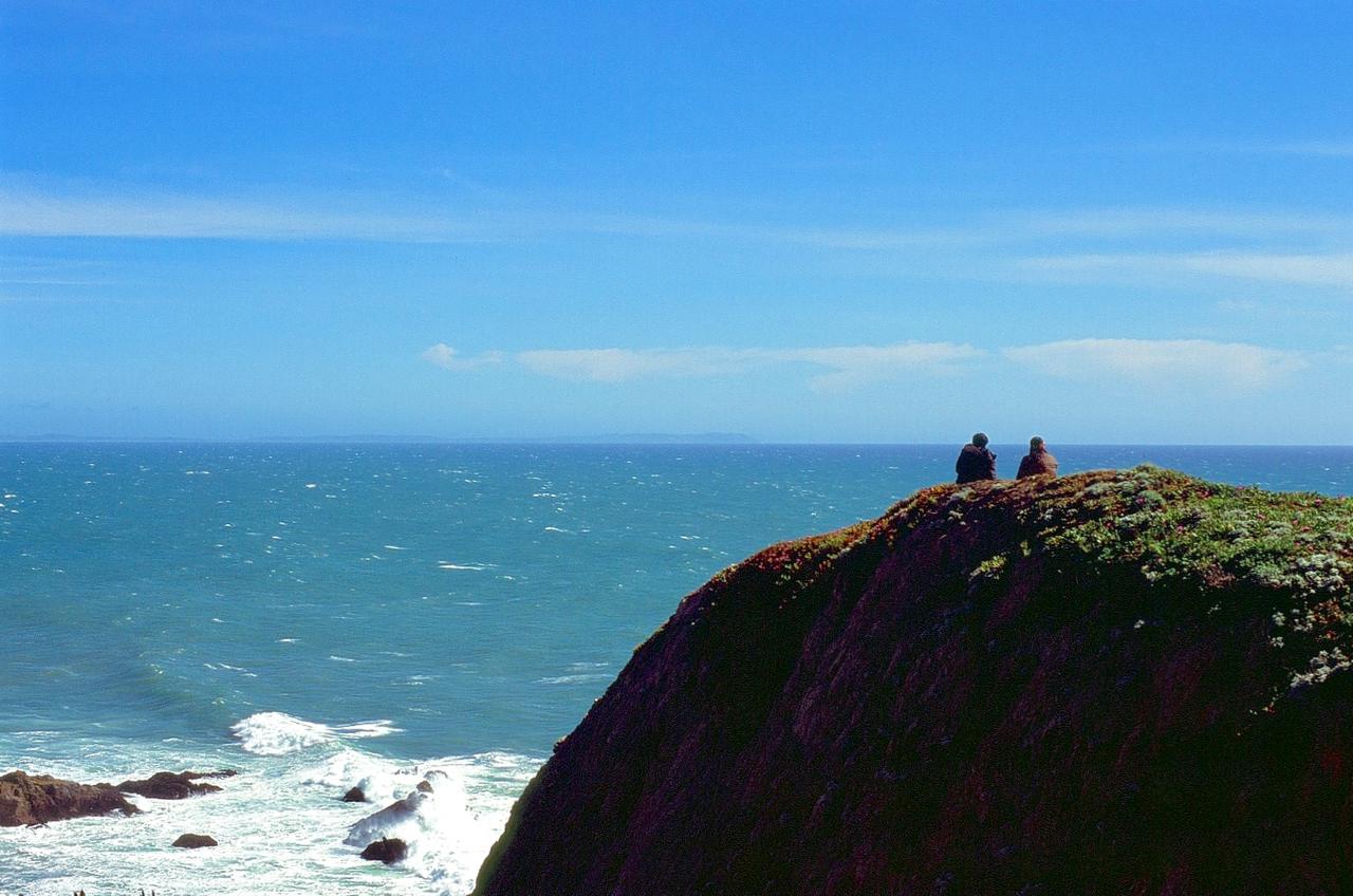 Bodega Head, CA (Contax RX, 50 Zeiss Planar, Velvia 100)