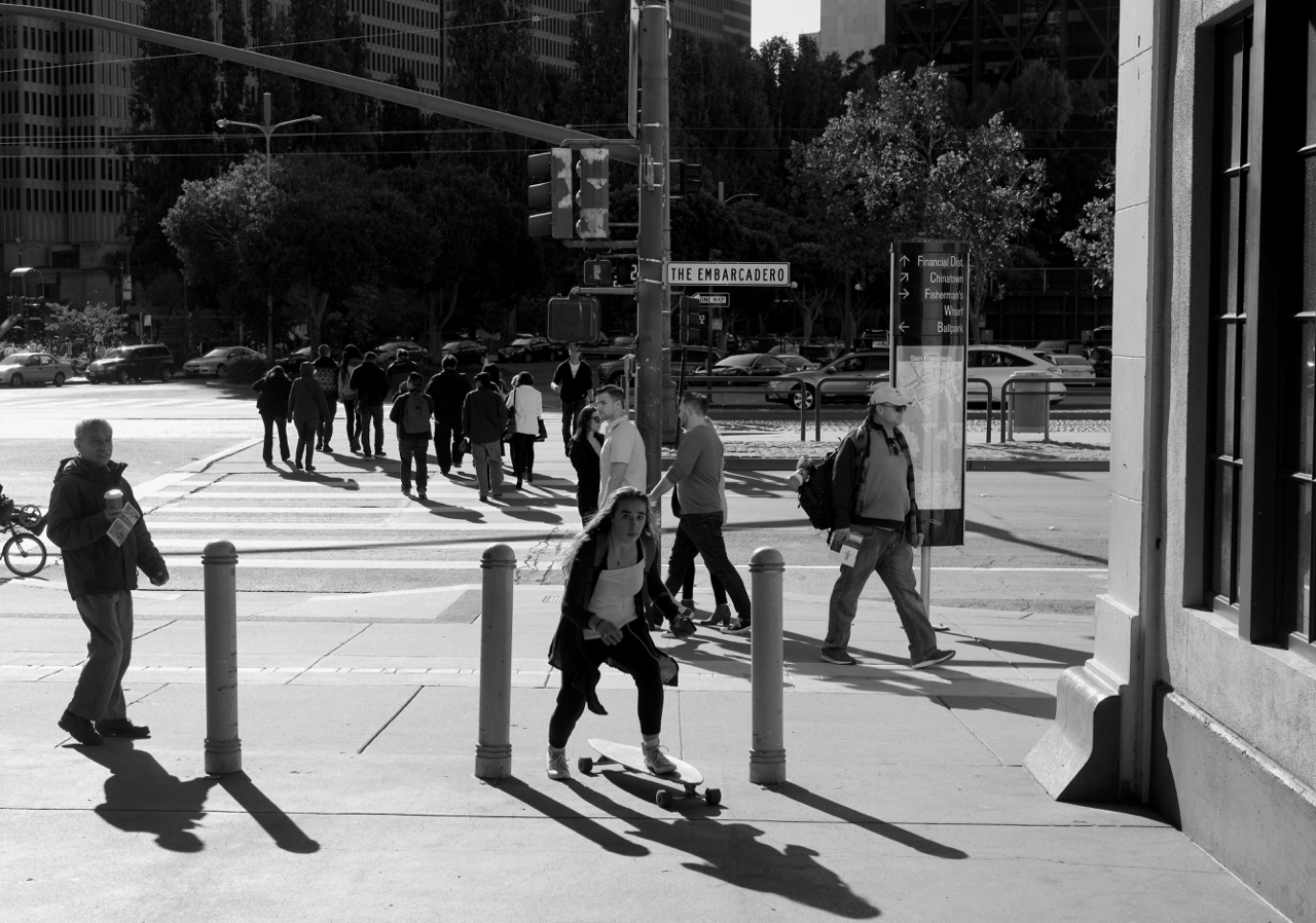 Street Photography - With the Leica M