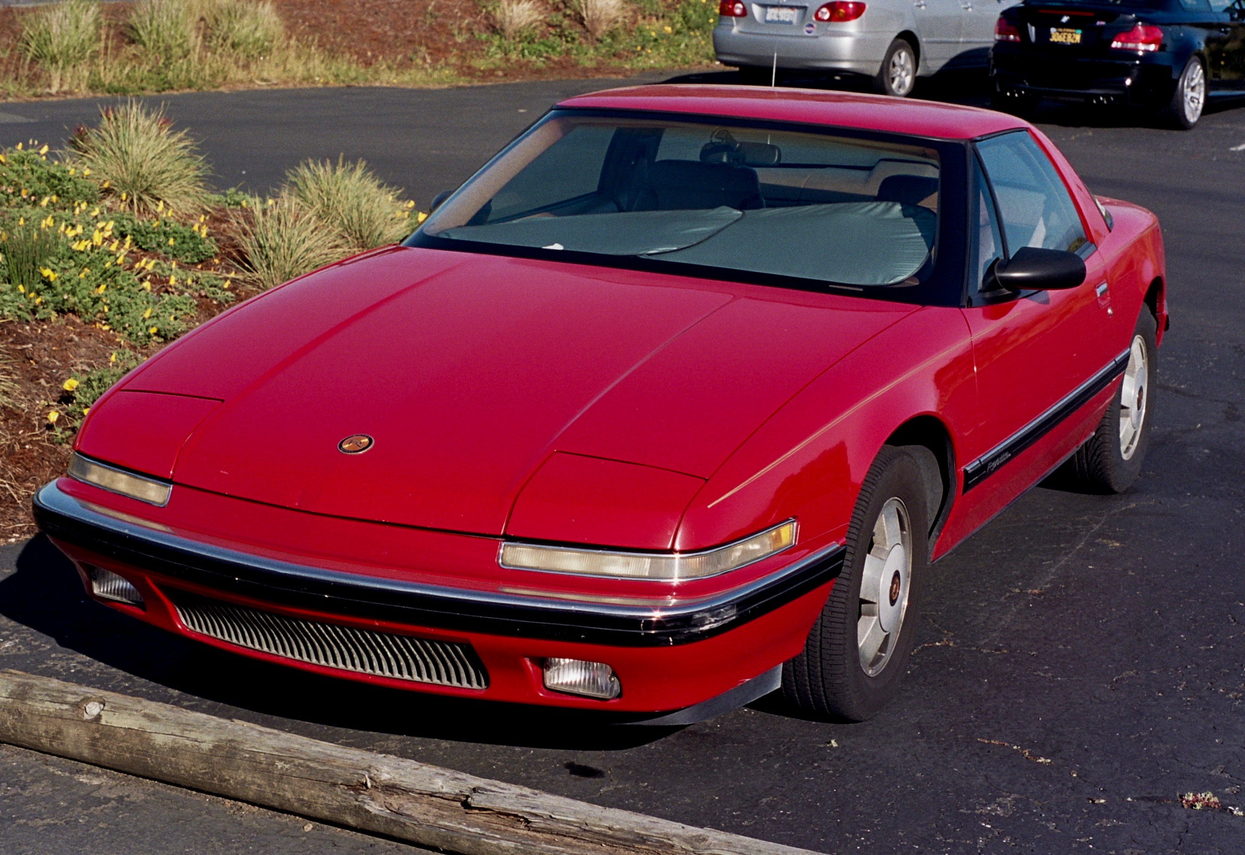 Blast from my past: The Buick Reatta Coupe